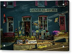 New Hope General Store Acrylic Print