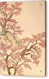 New Japanese Artistic Cloud Of Yokoyama Taikan Acrylic Print