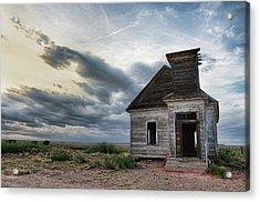 New Mexico Church # 2 Acrylic Print