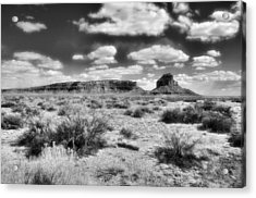 New Mexico Acrylic Print by Jim Walls PhotoArtist