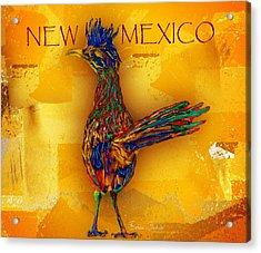 New Mexico Roadrunner Acrylic Print
