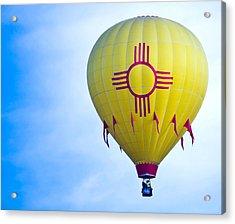 New Mexico Shines Acrylic Print