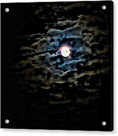 New Moon Acrylic Print