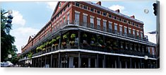 New Orleans La Acrylic Print by Panoramic Images