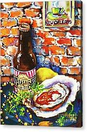 New Orleans Treats Acrylic Print