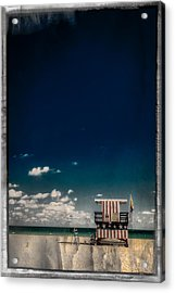 New Paint For Old Glory Acrylic Print