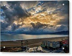 New Sky After The Rain Acrylic Print