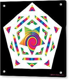 New Star 2a Acrylic Print