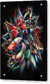New Star Acrylic Print