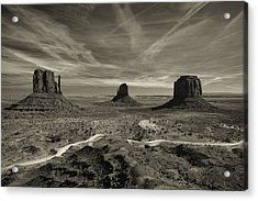 Monument Valley 9 Acrylic Print