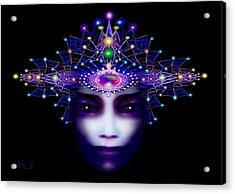 Celestial  Beauty Acrylic Print