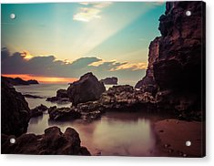 Acrylic Print featuring the photograph New Vision by Thierry Bouriat
