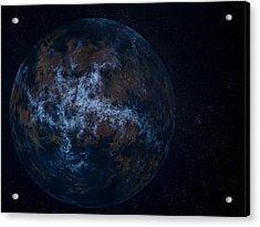 Extrasolar Planet Acrylic Print