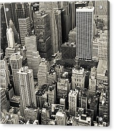 New York 1 Acrylic Print