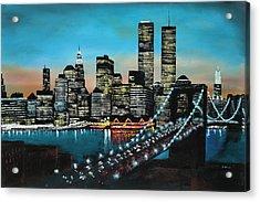 New York 910 Acrylic Print