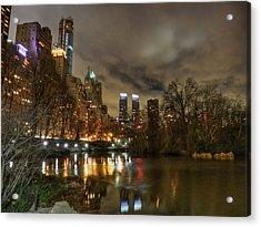 New York - Central Park 008 Acrylic Print