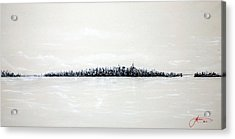 New York City Skyline 48 Acrylic Print