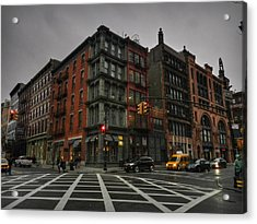 New York City - Soho 006 Acrylic Print