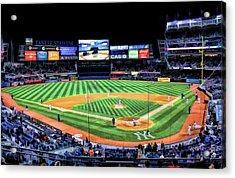 New York City Yankee Stadium Acrylic Print