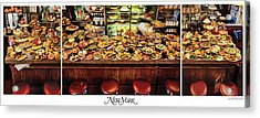 The New York Diner Acrylic Print