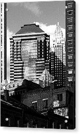 New York Jazz Acrylic Print