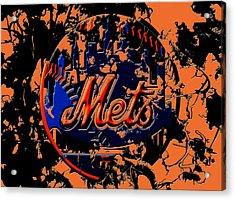 New York Mets 6c Acrylic Print