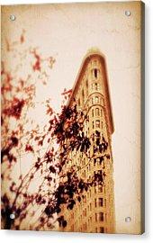 New York Nostalgia Acrylic Print