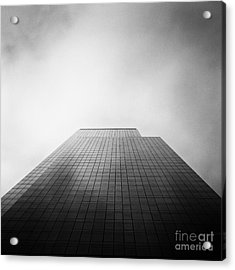 New York Skyscraper Acrylic Print by John Farnan