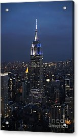 New York State Of Mind Acrylic Print