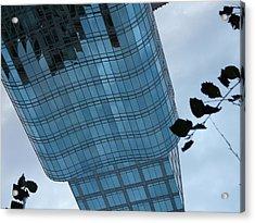 New York Acrylic Print by Wayde Gordon