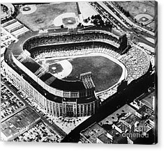 New York: Yankee Stadium Acrylic Print