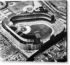 New York: Yankee Stadium Acrylic Print by Granger