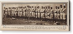 Acrylic Print featuring the photograph New York Yankees 1916 by Daniel Hagerman