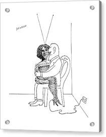 New Yorker September 7th, 1968 Acrylic Print