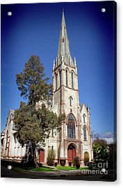 Newburgh First United Methodist Church Acrylic Print