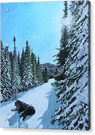 Newfoundland In Labrador II Acrylic Print