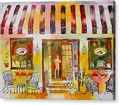 Newlins In Boca Grande Acrylic Print