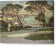 Newlyn   Penzance Acrylic Print