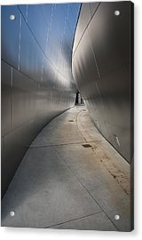 Acrylic Print featuring the photograph Next Few Steps by Kevin Bergen
