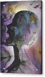 Next To Normal Acrylic Print by Colleen Stiles