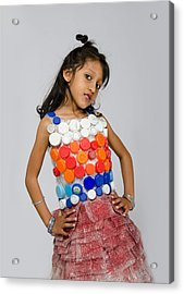Neytra In Little Chic Acrylic Print