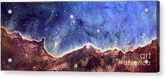 Ngc 3324  Carina Nebula Acrylic Print by Nicholas Burningham