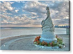 New Hampshire Marine Memorial Acrylic Print