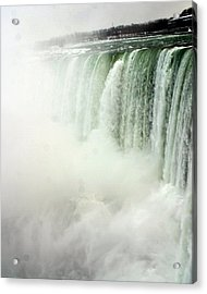 Niagara Falls 4 Acrylic Print by Anthony Jones