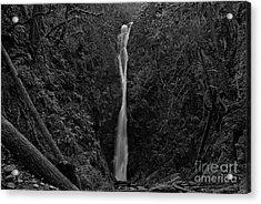 Niagara Falls, British Columbia Acrylic Print by Cendrine Marrouat