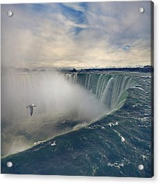Niagara Falls Acrylic Print by Istvan Kadar Photography
