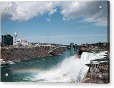 Niagara Falls New York Acrylic Print