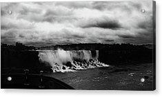Niagara Falls - Small Falls Acrylic Print