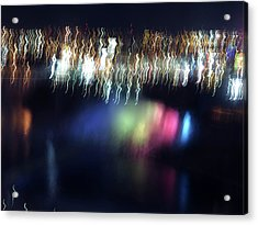 Light Paintings - Ascension Acrylic Print