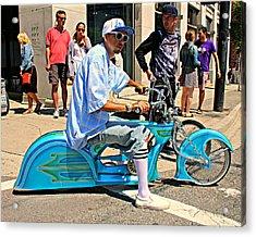Nice Bike Acrylic Print